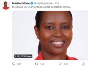 海地第一夫人遇刺后首次发声 宣称要民众站起来继续战斗
