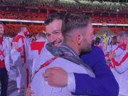 分散多年的叙利亚兄弟在奥运会上重逢