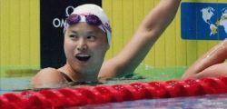 被收养的中国女孩 如今成为耀眼的奥运冠军!