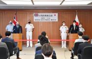 """直接挑战!英防长称航母要走""""南海争议区"""",还要求中国尊重英国"""