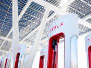 马斯克:特斯拉今年晚些时候向其他品牌开放超级充电站