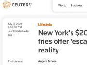 一份炸薯条卖1300块天价??居然真的是镶了金子