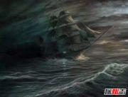 世界十大幽灵船,揭秘航海十大灵异事件(诡异失踪/未解)