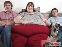 世界最胖女人苏珊娜·埃曼,1400斤还想挑战极限变更胖