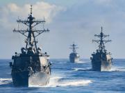 """跟中国海军比""""暴兵""""?美国这次真的认怂了"""