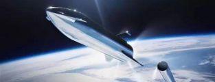 马斯克暗示要造超巨型火箭,高236米,重2万吨,发动机或超120个