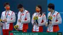 大反转,英国靠犯规1.28秒绝杀中国拿金牌?中国队自己都心服口服