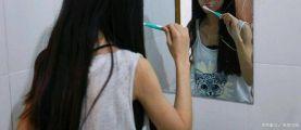女孩独自留京过年 被困洗手间惊魂30小时