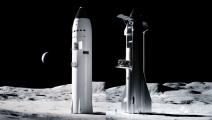 """马斯克很着急:加速打造""""月球电梯"""",他要从NASA手中抢到这一单"""