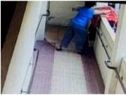 13岁少女将33岁女子推下高楼摔死 监控曝光一恐怖细节