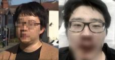 中国教师在英国遭4人围殴