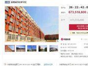 河南一职业学院将被司法拍卖