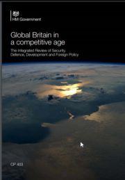 英国发布《综合评估报告》 称将核弹头数量提升超过40%