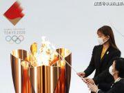 石原里美点燃奥运圣火盆