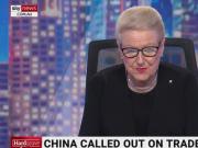 澳大利亚前众议长:若时机到来,必须做好准备与中国战斗