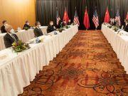 """""""外交天团""""再刷屏!中美高层对话的7个细节"""