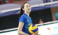 """她是中国排球女神,因""""私密部位""""纹身遭争议,25岁无奈选择退役"""