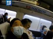 男子高铁霸座称乘务员手脏被行拘