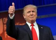 """""""懂王""""回来了?3月23日,特朗普再次嘲笑拜登,场面很精彩"""