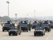 报道称有近百人在缅甸国内冲突中死亡 外交部回应