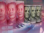 人民币汇率创4个月新低,10万美元已升值超1万块
